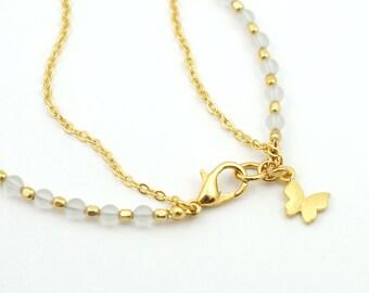 Butterfly Bracelet, Friendship bracelets, delicate bracelet, Charm bracelet, layered bracelet, Summer Bracelet, Boho bracelet, Yoga bracelet