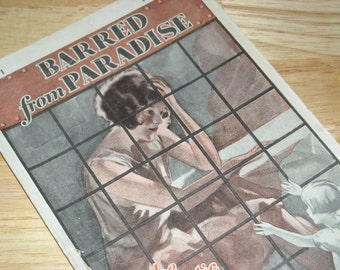 Barred From Paradise  - The Dramatic Love Story of Gloria Dean