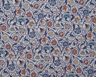 Liberty of London fabric Liberty blue fabric will come a time