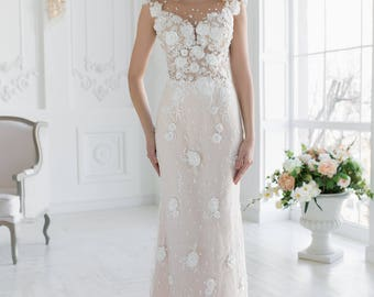 Wedding dress wedding dress bridal gown ELIZABETH