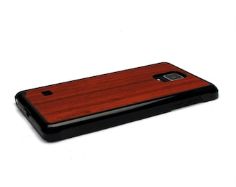 For Samsung Galaxy Note 4 Case Wood Padauk, Note 4 Case Wood Note 4 Case, Wood Galaxy Note 4 Case, Galaxy Note 4 Wood Case
