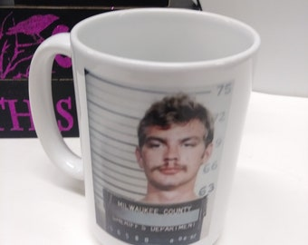 Jeffery Dahmer 15oz mug