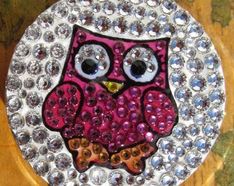 Who Who... The Owl that's who, ID badge reel