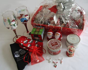 Christmas hamper - for couple his and hers