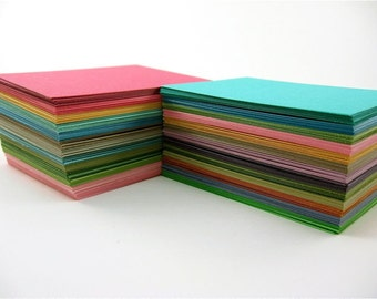 100 card stock inserts for business card envelopes, wedding envelopes, guestbook envelopes, customer thank you