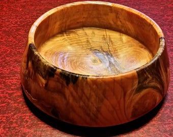 Pine crotch bowl