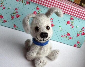 Dog Luigi - amigurumi PDF crochet pattern