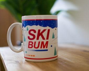 Ski Bum Mug