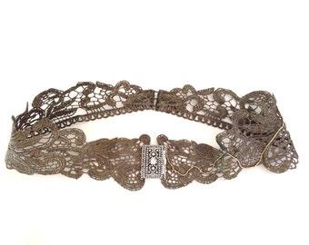 REMUR lace belt