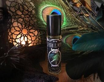 La Fée Verte Perfume Oil - Absinthe, Citrus, Anise, Wormwood, Fennel, Sugar