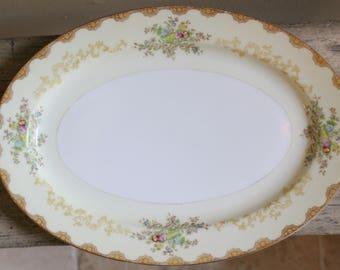 Meito China Platter