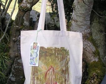 Woodland Wish ~ Tote Bag