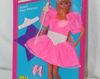 Vintage Barbie My First Fashions Sweet Fairy Princess