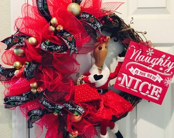 Diva Deer!  Naughty is the new nice