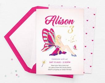 Hüpfburg Einladungen zum Ausdrucken Party-Einladungen Kinder