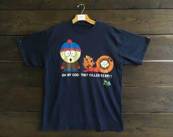 Vintage 90's South Park Tee
