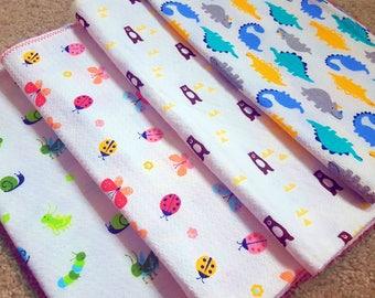 Baby Blanket | Lightweight Baby Blanket | Baby Gift | Receiving Blanket | Baby Boy Gift | Baby Girl Gift | Nursery Decor | Baby Shower Gift