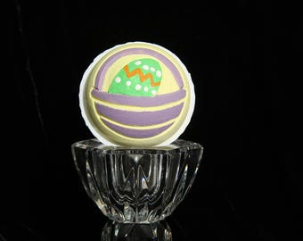 Hand Carved Easter Golf Ball