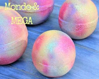 Mondo & Mega Bath Bombs