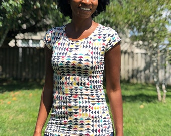 The Perfect Tee - PDF Sewing Pattern