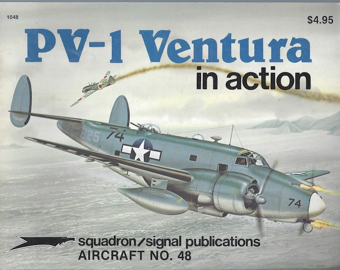 PV-1 Ventura IN ACTION 1981 (Paperback)