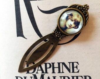 Daphne du Maurier Bookmark - Gift for Reader, Rebecca Bookmark, Jamaica Inn, Gift for Book Lover, The Birds, Daphne du Maurier Gift