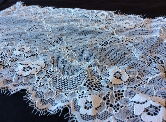 Lace pièce from a well known French manufacturer