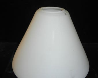 White Glass Shade