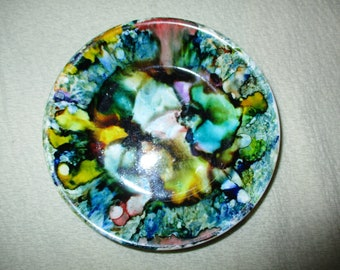 One of a kind decorative dish
