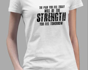 The Strenght Shirt #R