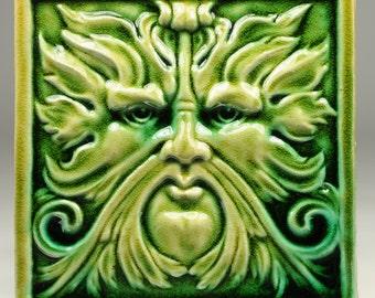 Roman Greenman Tile