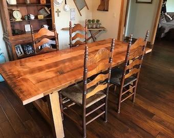 Lincoln Farmhouse Table