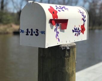 Custom made mailboxes