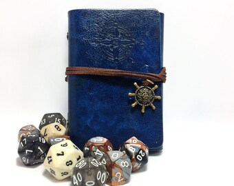 Nautical Spell Book- Dungeons and Dragons