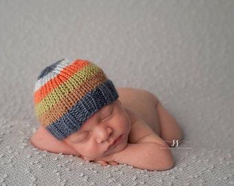 Johnny - Perfect Fit Newborn Beanie