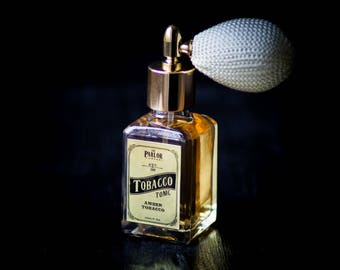 Tobacco Tonic - Tobacco Sandalwood Vanilla Perfume - Atomizer Bottle -1 oz