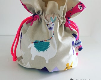 Bag pouch, fabric pouch