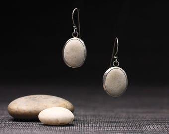 Pebble Earrings