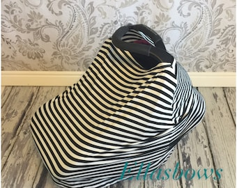 SALE PRICED....car seat cover.. Nursing cover multi use..... Carseat cover... Car seat canopies...leight weight cars