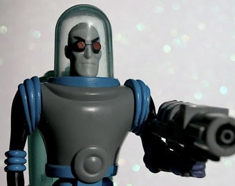 Mr. Freeze - Photograph - Various Sizes