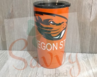 Oregon State Beavers Stainless Steel Cup
