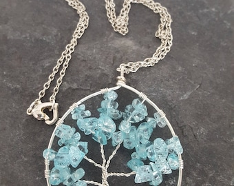 Tree of Live Pendant Necklace