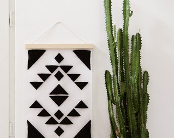 DIY kit: wall hangers in the ethno-look