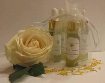 Luxurious Elixir, sensitive skin - rosacea.