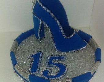 High Heel shoe Centerpiece