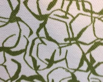 Honeycomb Herb green home decor multipurpose fabric