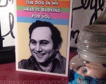 Son of Sam Valentine Card I Love You Serial Killer