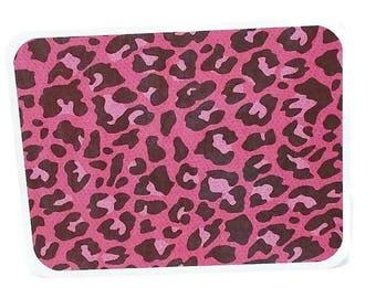 8 Cat Cards - Leopard Cards