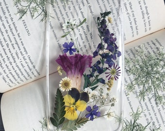 The Wildflower • Pressed Flower Phone Case