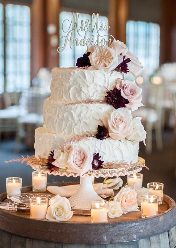 Custom Cake Topper, Wedding Cake Topper, Engagement Cake Topper, Bridal Shower Cake Topper, Anniversary Cake Topper